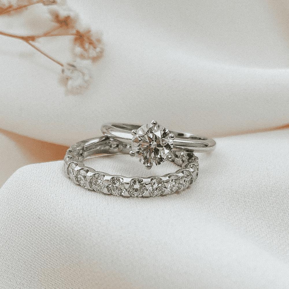 טבעת אירוסין סוליטר אנריקו 2