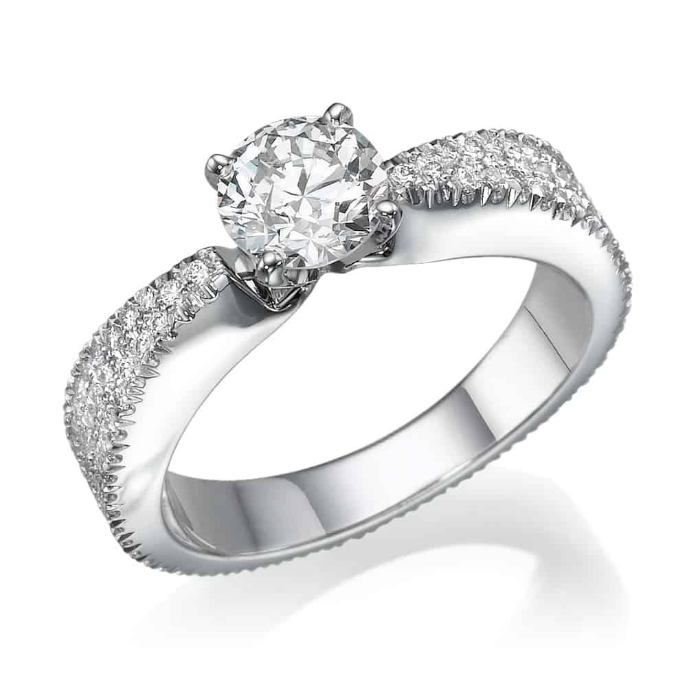 טבעת אירוסין שרון