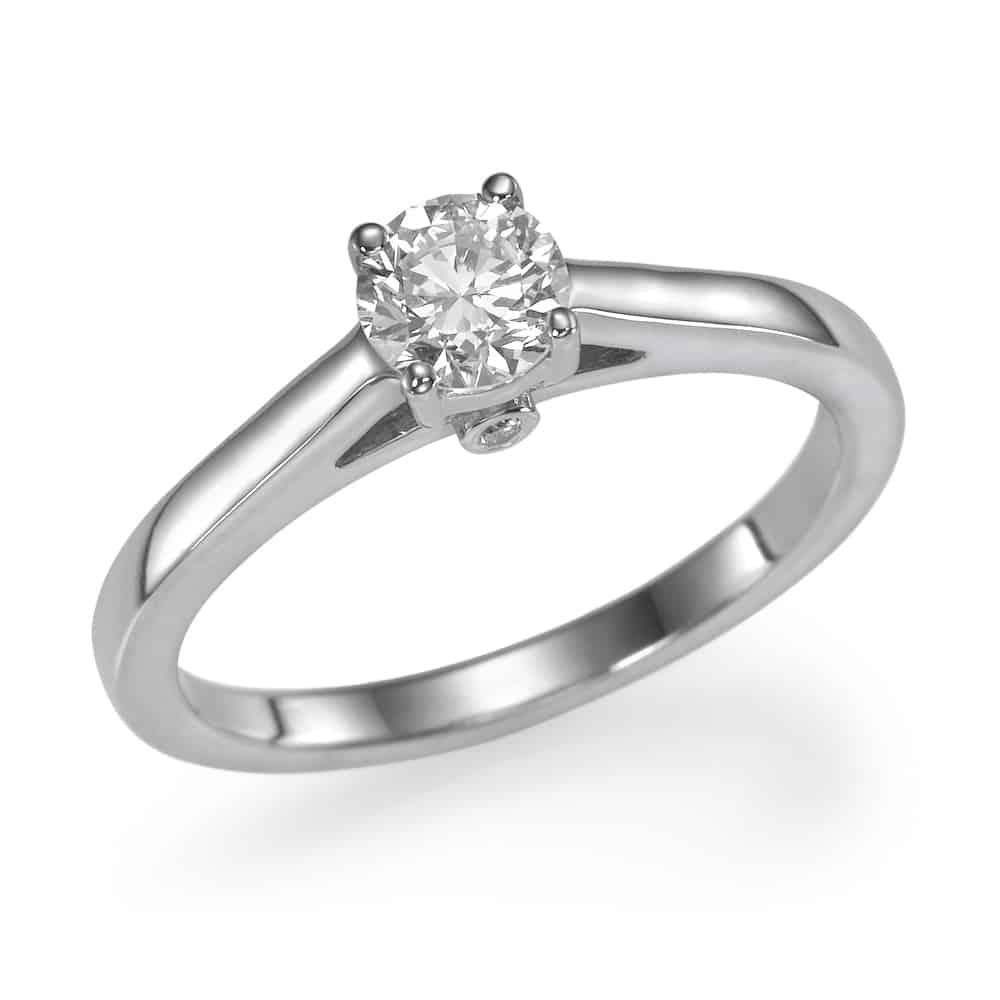 טבעת אירוסין נשיקה