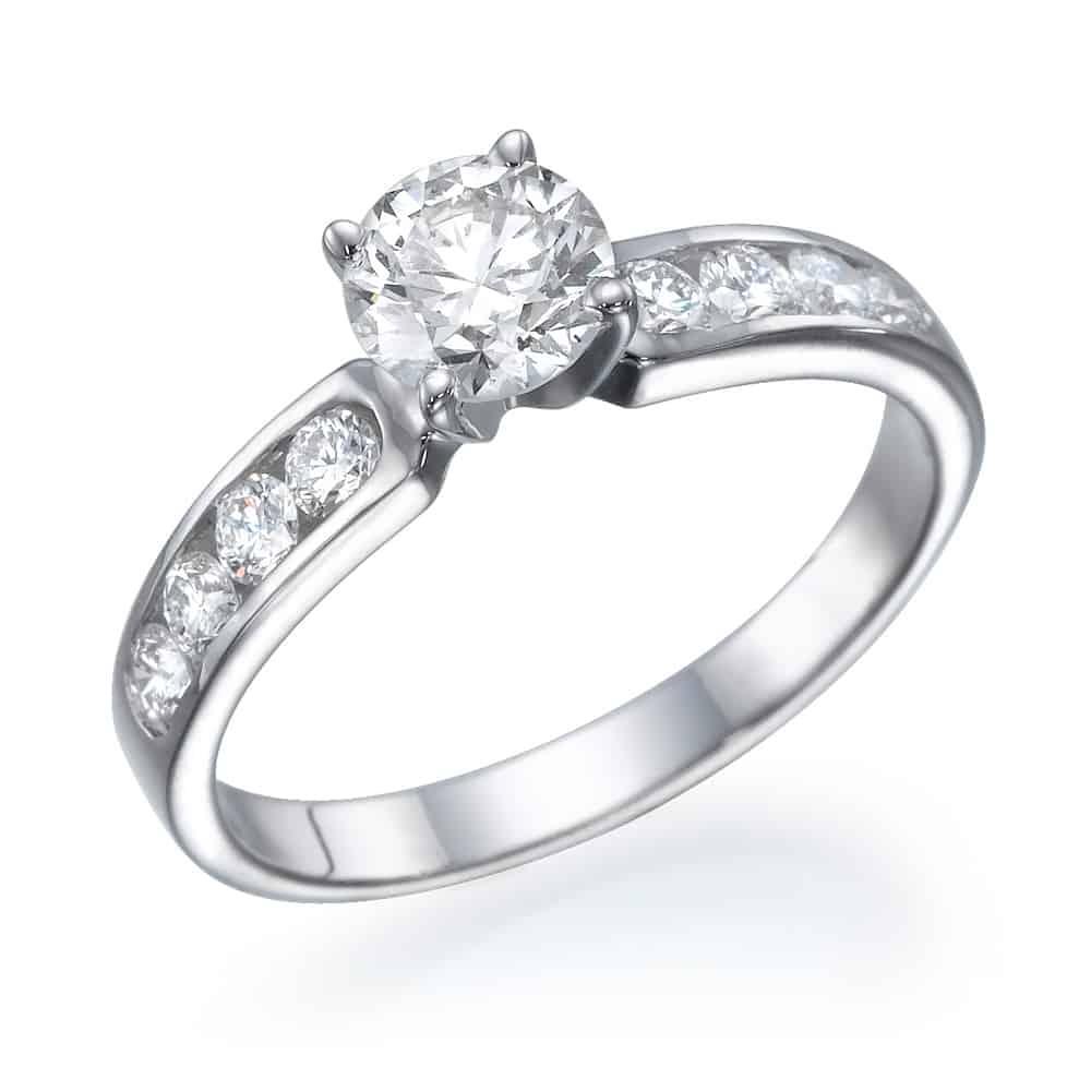 טבעת אירוסין קנל