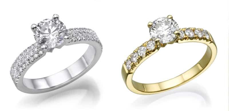 טבעות יהלומים - כתבה - איך לבחור טבעת אירוסין נכון