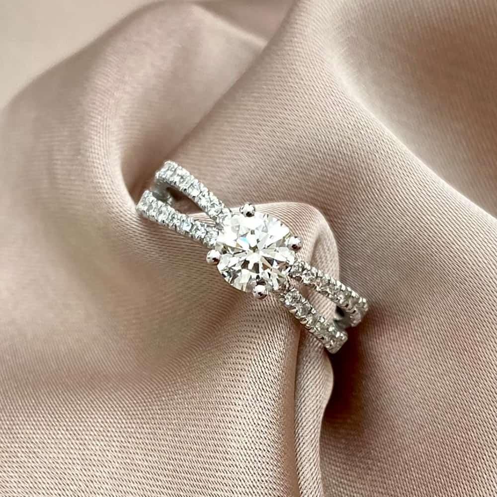 טבעת אירוסין אשלי